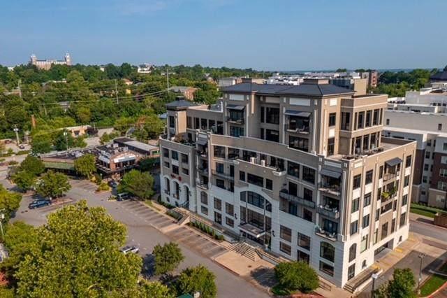 401 W Watson Street #307, Fayetteville, AR 72701 (MLS #1192954) :: McNaughton Real Estate
