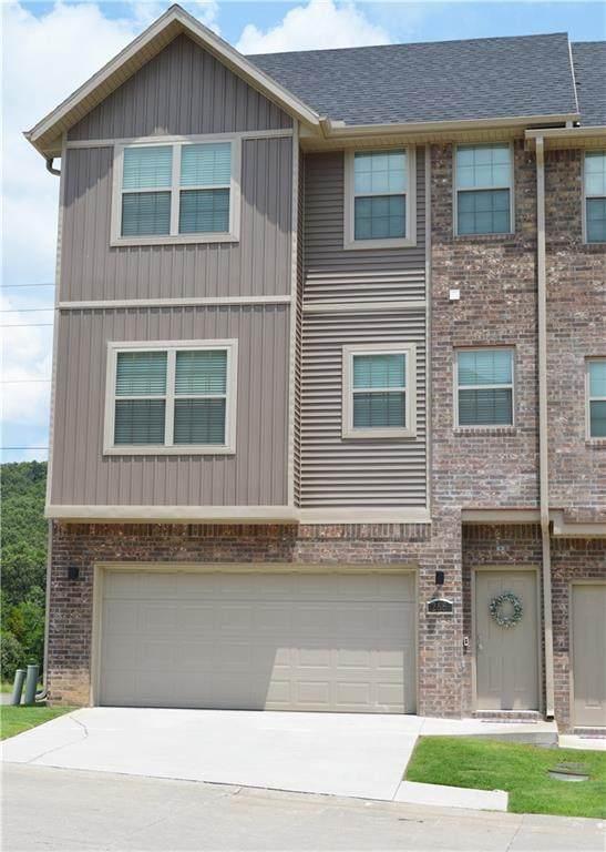 266 Slopeside Drive, Fayetteville, AR 72704 (MLS #1193043) :: McNaughton Real Estate