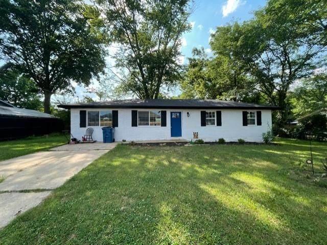 567 N Davis Street, Pea Ridge, AR 72751 (MLS #1193230) :: NWA House Hunters   RE/MAX Real Estate Results