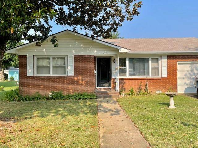 212 S 13th Place, Rogers, AR 72758 (MLS #1193369) :: McNaughton Real Estate