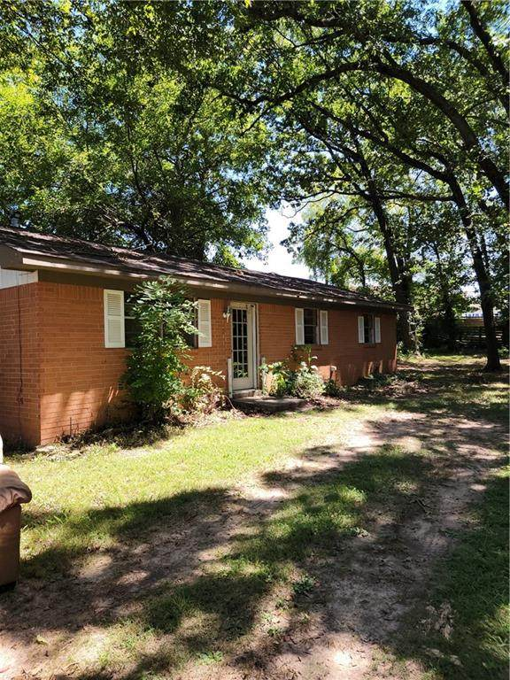 312 NW J Street, Bentonville, AR 72712 (MLS #1195125) :: McNaughton Real Estate