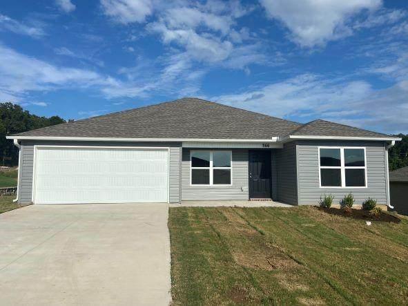 386 Cooper Street, Huntsville, AR 72740 (MLS #1196843) :: NWA House Hunters | RE/MAX Real Estate Results