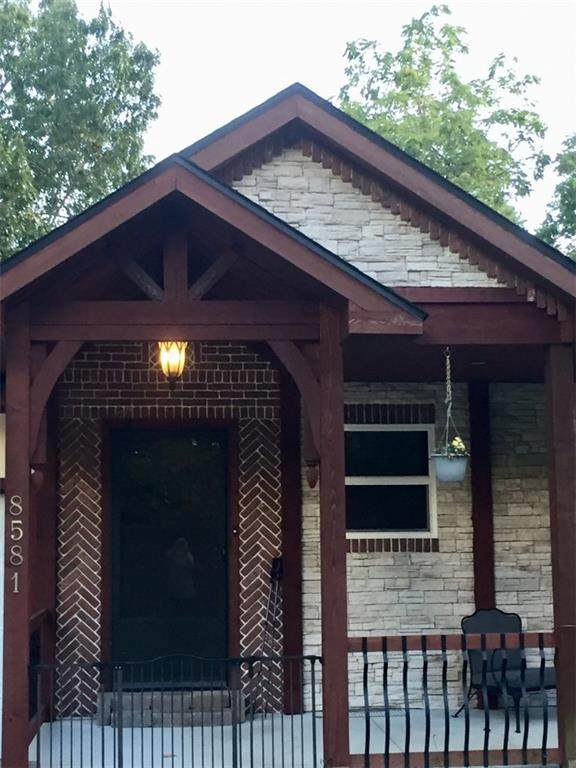8581 Lakeshore Drive, Rogers, AR 72756 (MLS #1196916) :: McMullen Realty Group