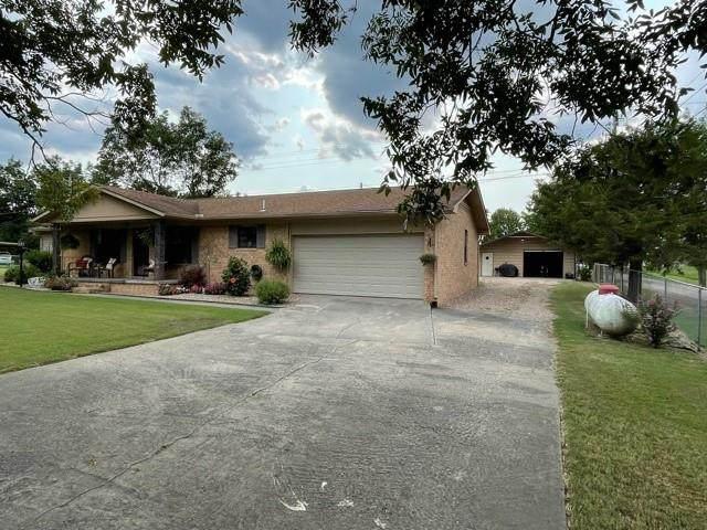 629 S Red Hill Street, Alma, AR 72921 (MLS #1197925) :: McNaughton Real Estate