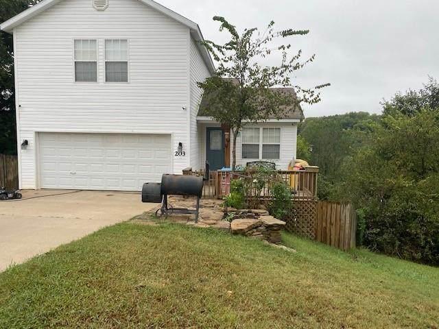 203 Jenee Drive, Huntsville, AR 72740 (MLS #1198303) :: Five Doors Network Northwest Arkansas