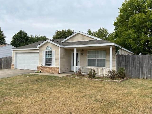 478 E Evergreen Lane, Fayetteville, AR 72703 (MLS #1198588) :: Five Doors Network Northwest Arkansas