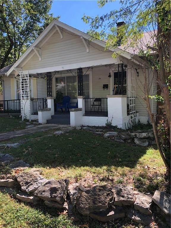 24 Ridgeway Street, Eureka Springs, AR 72632 (MLS #1198617) :: Five Doors Network Northwest Arkansas