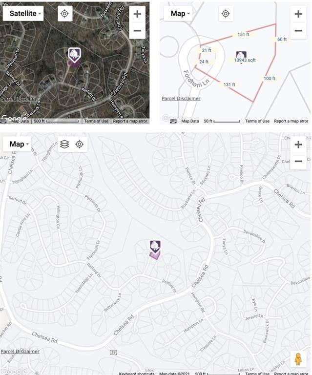 Lot 14 Block 1 Fordham Drive, Bella Vista, AR 72715 (MLS #1198801) :: NWA House Hunters | RE/MAX Real Estate Results