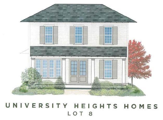 316 N Cross Avenue, Fayetteville, AR 72701 (MLS #1199200) :: Five Doors Network Northwest Arkansas