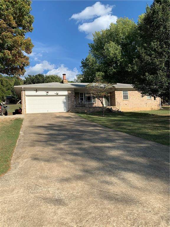54 S Sycamore Avenue, West Fork, AR 72774 (MLS #1200647) :: McMullen Realty Group