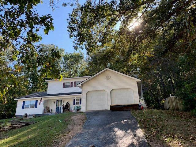 610 Dream Valley Road, Rogers, AR 72756 (MLS #1200766) :: McMullen Realty Group