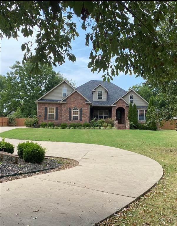 204 Tunbridge Drive, Bentonville, AR 72712 (MLS #1200798) :: Five Doors Network Northwest Arkansas