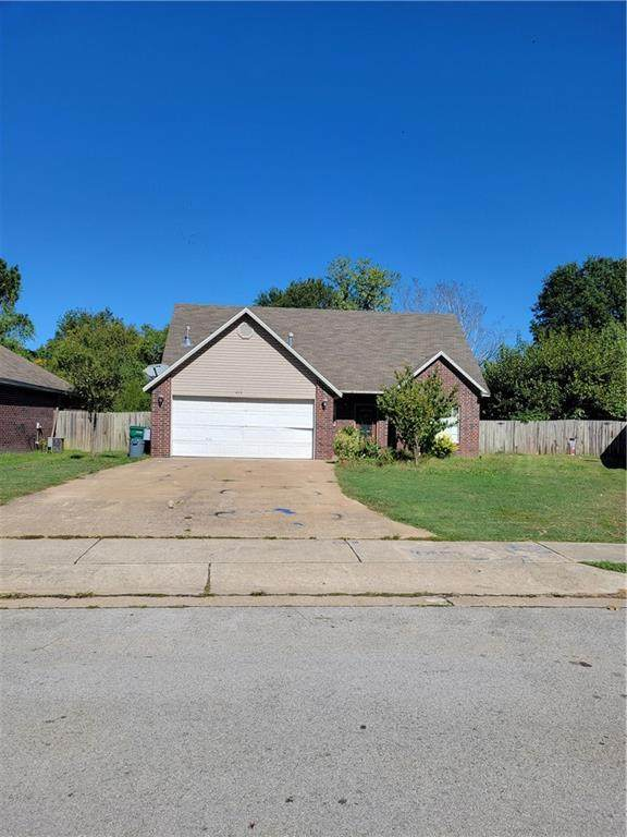 410 Bigi Avenue, Springdale, AR 72764 (MLS #1201215) :: United Country Real Estate