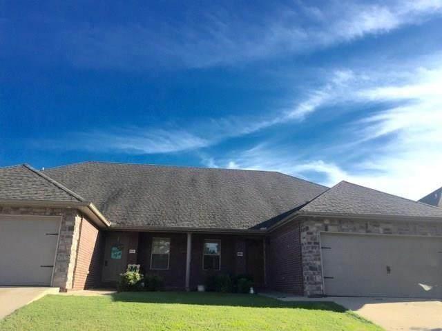 3007 SW Amberwood Street, Bentonville, AR 72712 (MLS #1201501) :: McMullen Realty Group