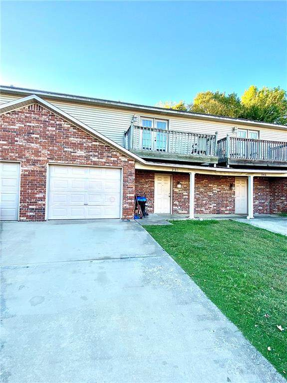 950 Peachtree Drive, Fayetteville, AR 72703 (MLS #1201627) :: McMullen Realty Group