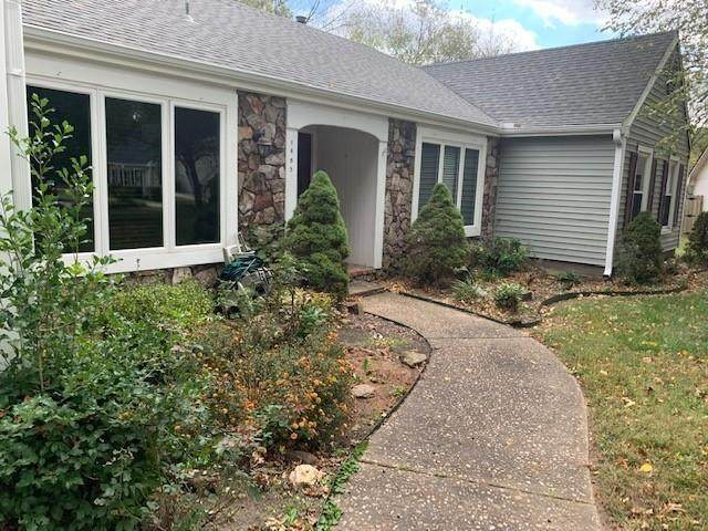 1465 E Windsor Place, Fayetteville, AR 72703 (MLS #1201926) :: McNaughton Real Estate
