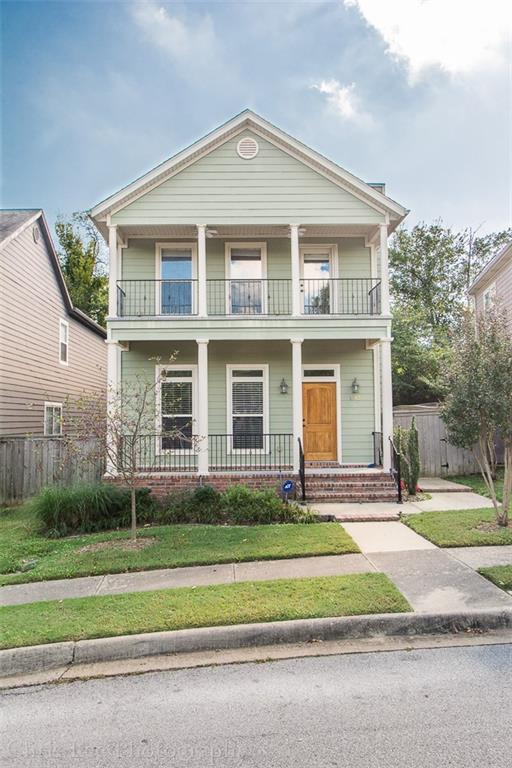 1693 Amber Drive, Fayetteville, AR 72703 (MLS #1050830) :: McNaughton Real Estate
