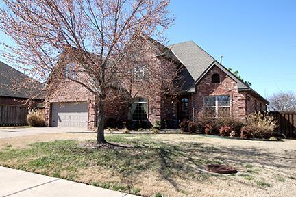 1603 Rock Street, Bentonville, AR 72712 (MLS #1065790) :: McNaughton Real Estate