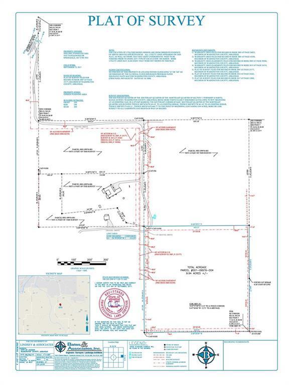 Goshen Tuttle  Rd, Goshen, AR 72727 (MLS #1071014) :: McNaughton Real Estate