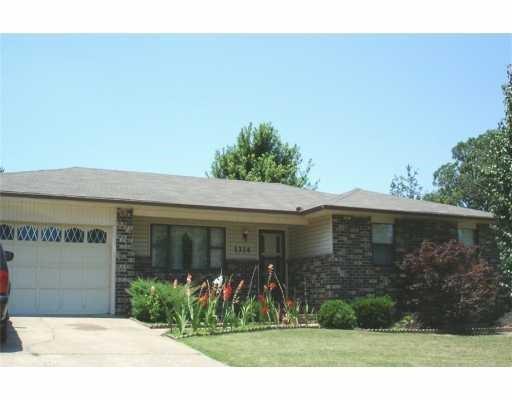 1314 San Miguel  Dr, Springdale, AR 72762 (MLS #1072978) :: McNaughton Real Estate