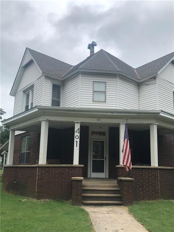401 N Maxwell  St, Siloam Springs, AR 72761 (MLS #1088041) :: McNaughton Real Estate