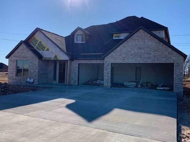 823 Saffron  Ave, Tontitown, AR 72770 (MLS #1135543) :: Five Doors Network Northwest Arkansas