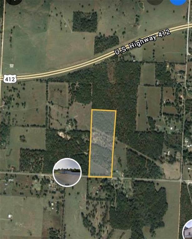 TBD Alt. Highway 412, Kansas, OK 74347 (MLS #1140969) :: McNaughton Real Estate