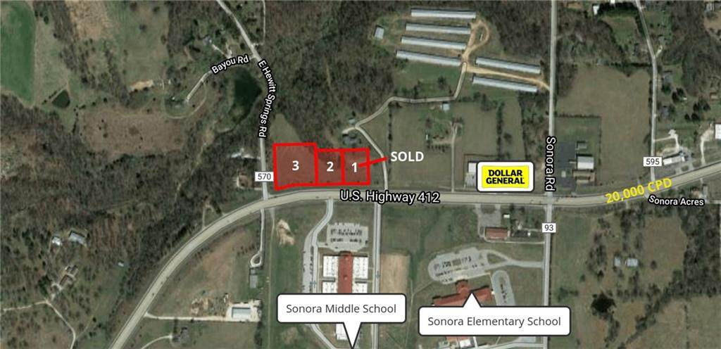 11 Acres Tract 2 Hwy 412 - Photo 1