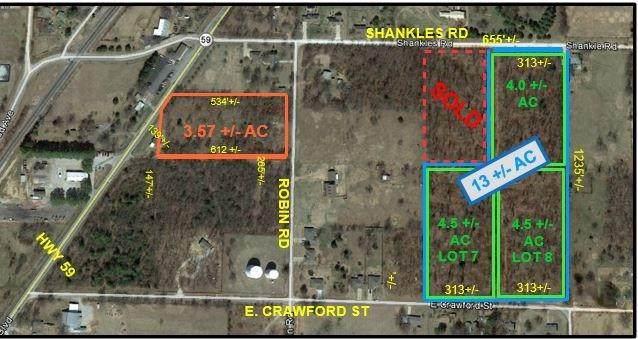 13AC E Crawford & Shankles Road, Gentry, AR 72734 (MLS #1148778) :: Five Doors Network Northwest Arkansas