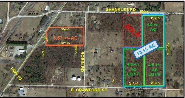 13AC E Crawford & Shankles Road, Gentry, AR 72734 (MLS #1148778) :: McNaughton Real Estate