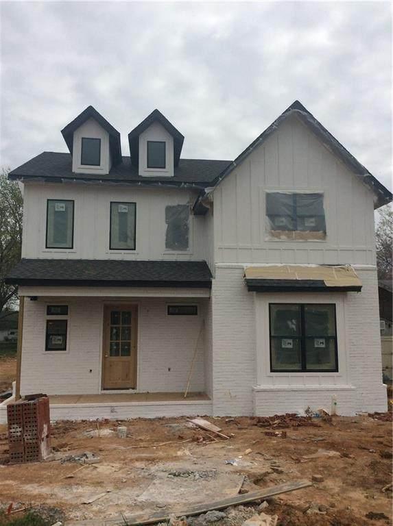 213 SW F Street, Bentonville, AR 72712 (MLS #1177928) :: Annette Gore Team | EXP Realty