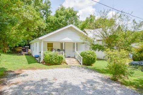154 E Meadow Street, Fayetteville, AR 72701 (MLS #1192604) :: McNaughton Real Estate