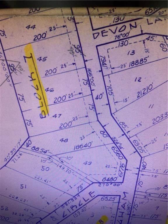 Nottingham Drive, Bella Vista, AR 72715 (MLS #1194326) :: NWA House Hunters | RE/MAX Real Estate Results