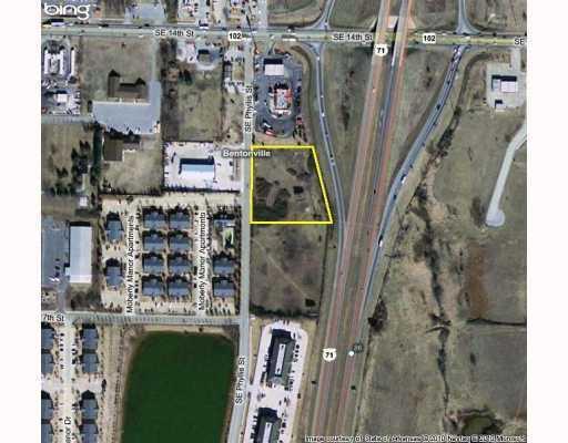 0 Phyllis Lot 2 ., Bentonville, AR 72712 (MLS #495192) :: HergGroup Arkansas