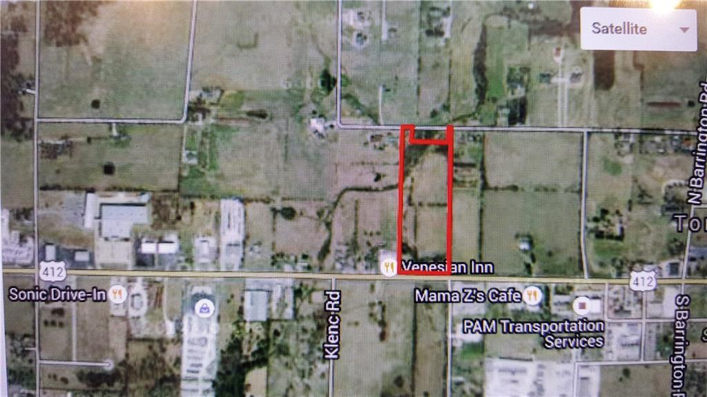 Tontitown Arkansas Map.516 Henri De Tonti Blvd Tontitown Ar 72762 Mls 1012786