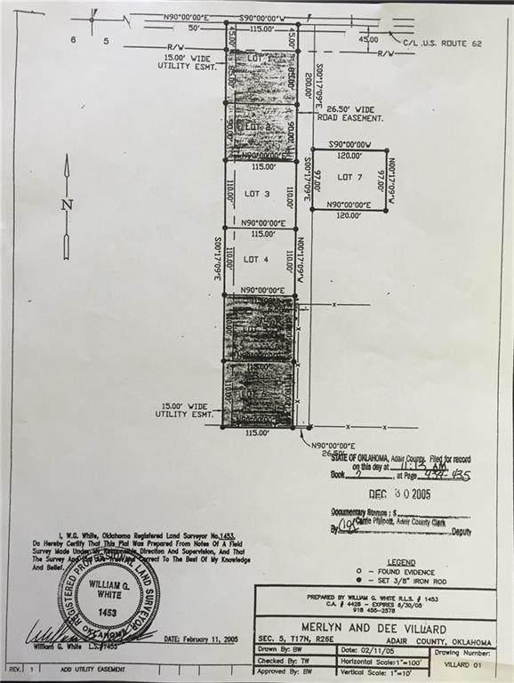 Lot 6 Willard/ 1st Street, Westville, OK 74965 (MLS #1021230) :: Annette Gore Team | EXP Realty