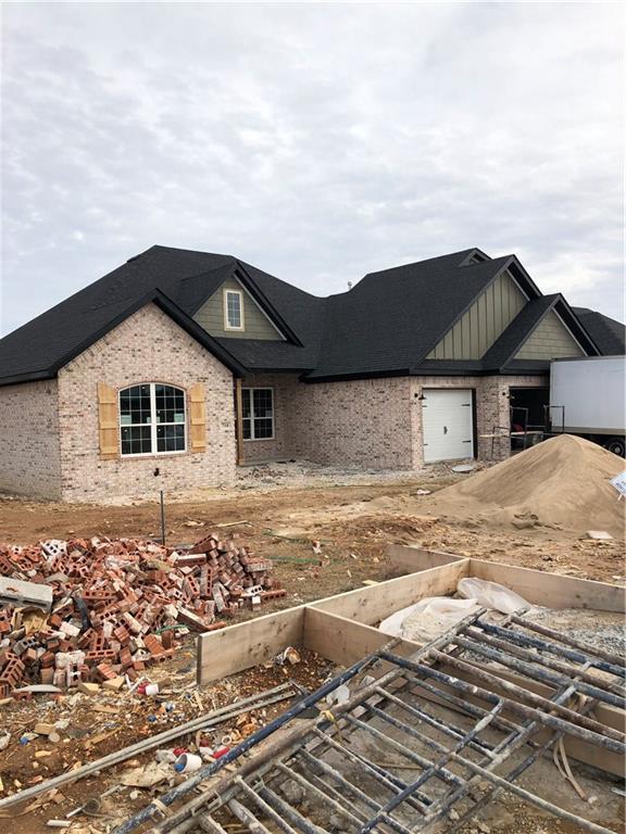 718 Malbec  Rd, Tontitown, AR 72762 (MLS #1103358) :: Five Doors Network Northwest Arkansas