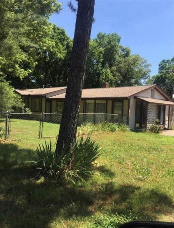 55804 600 Road, Kansas, OK 74347 (MLS #1140991) :: McNaughton Real Estate