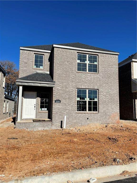 2326 E Frontier Elm Drive, Fayetteville, AR 72703 (MLS #1147312) :: McMullen Realty Group