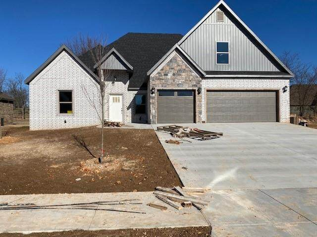 4204 SW Plumley Avenue, Bentonville, AR 72713 (MLS #1167023) :: McMullen Realty Group