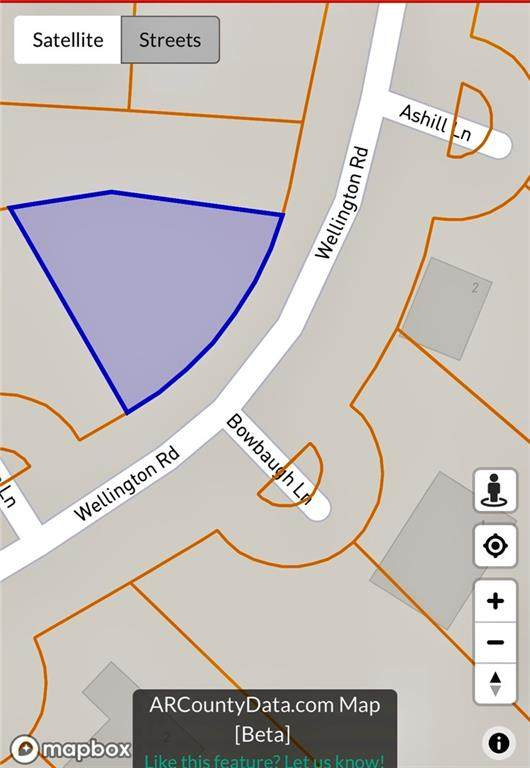 Wellington Road, Bella Vista, AR 72714 (MLS #1181058) :: McMullen Realty Group