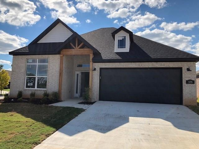 375 N Drywood Creek  Dr, Fayetteville, AR 72704 (MLS #1078880) :: McNaughton Real Estate