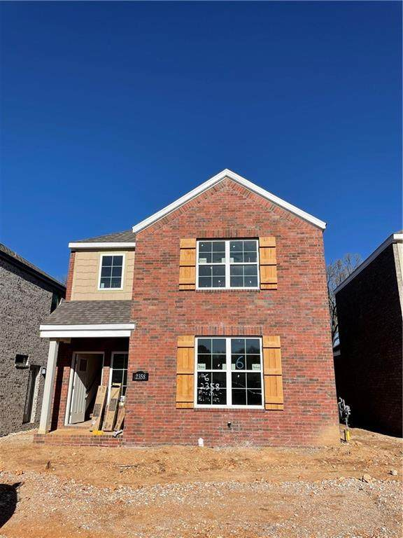 2358 E Frontier Elm Drive, Fayetteville, AR 72703 (MLS #1147313) :: McMullen Realty Group