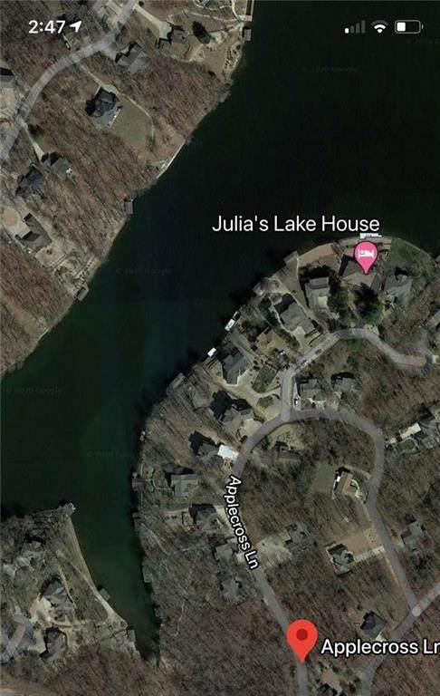 Applecross Lane, Bella Vista, AR 72715 (MLS #1166321) :: Five Doors Network Northwest Arkansas