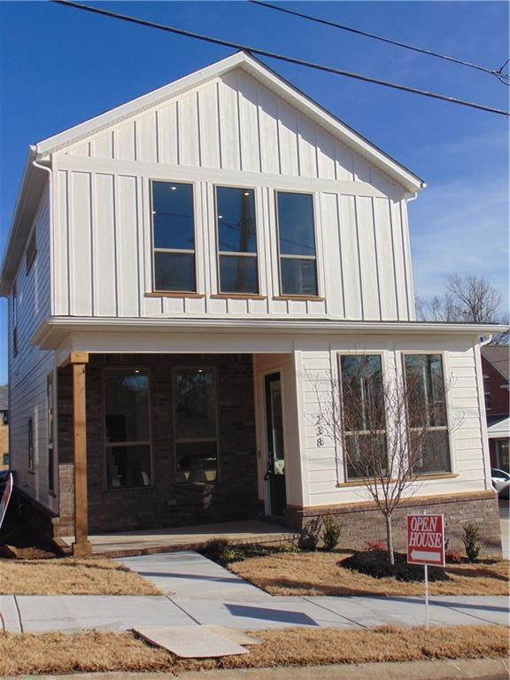 238 S College  Ave, Fayetteville, AR 72701 (MLS #1084079) :: HergGroup Arkansas