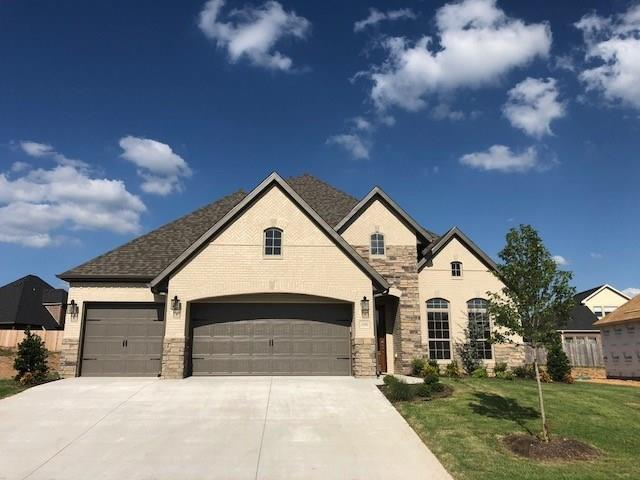 1590 Glastonbury  Dr, Centerton, AR 72719 (MLS #1070774) :: McNaughton Real Estate