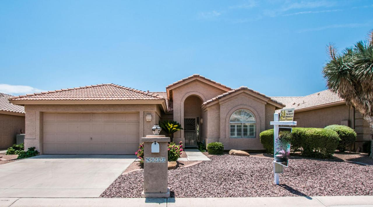 9137 E Emerald Drive, Sun Lakes, AZ 85248 (MLS #5633262) :: Revelation Real Estate