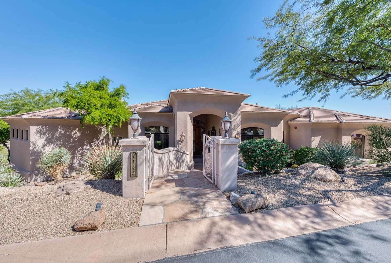 9145 Flying Butte Drive - Photo 1