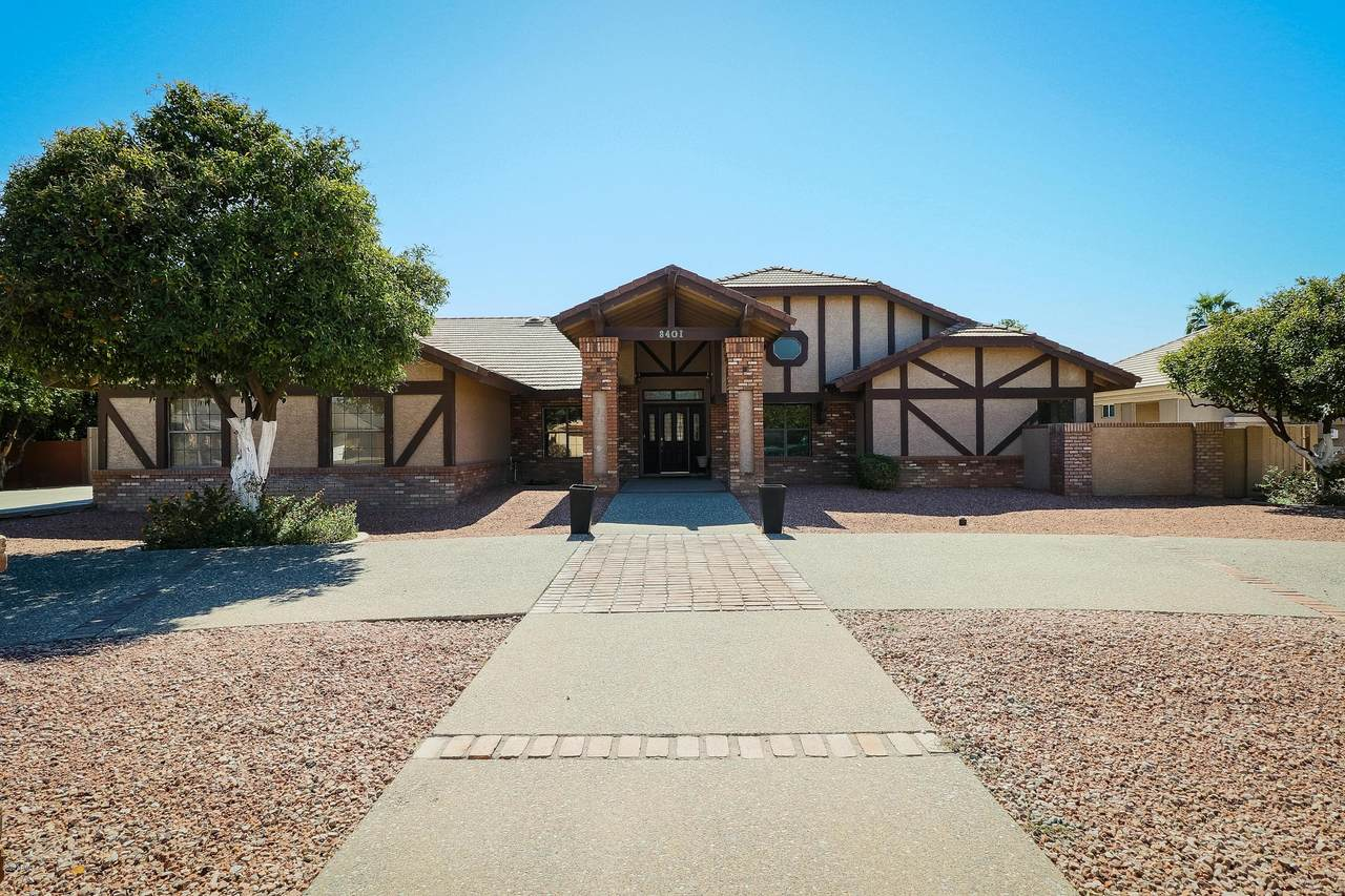 8401 Foothill Drive - Photo 1