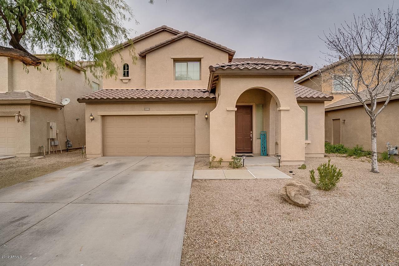 1128 Desert Valley Drive - Photo 1